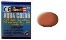 Revell 36185 - Aqua Color - Acrylfarbe - Farbe 85 - braun - matt - RAL 8023