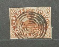 Canada Stamp #4  U