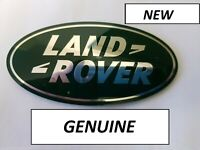 GENUINE EMBLEMA 2010-2016 LOGO LAND ROVER RANGE FREELANDER badge  DEFENDER