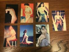 New ListingPin-Up Nude Girls Lot of 7 Www.Pinupcards.Com Postcards / 38560