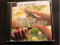 Teens and Technology by Jim Fay and Charles Fay (2015, MP3 CD) New Sealed