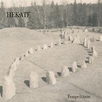 HEKATE - Tempeltänze CD  Forseti Orplid Death in June Blood Axis Jännerwein