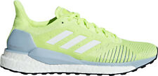 adidas Solar Glide ST Boost Womens Running Shoes - Yellow