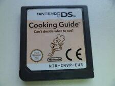 Guía de cocción: no puede decidir qué comer (Nintendo DS, 2008)