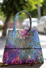 Indian Cotton Mandala Star Handbag Woman Tote Shoulder Bag Beach Boho Bag Purse