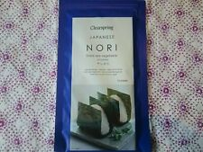 Clearspring Nori 10 sheets 25g Product of Japan