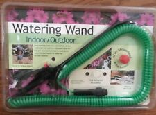 B&G INDOOR OUTDOOR WATERING WAND WITH SHOWERHEAD ATTACHMENT & SINK ADAPTER