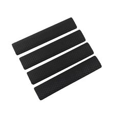 4 pieces Tactical KeyMod Rubber Soft Rail Cover in Black
