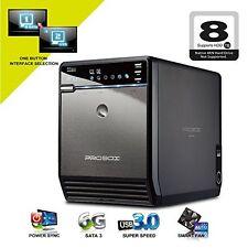 """Mediasonic ProBox HF2-SU3S2 4 Bay 3.5"""" SATA HDD Enclosure  - NEW"""