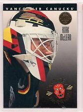 """1993-94 Leaf  """"Painted Warriors"""" Kirk McLean"""