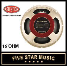 """CELESTION G12H REDBACK 12"""" GUITAR SPEAKER 16 OHM 150 WATT RED BACK G12 -"""