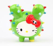 Brand New Tokidoki Sanrio Hello Kitty Cactus Coin bank