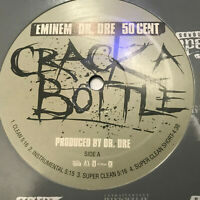 """Eminem How Its Going Down Vinyl Record Featuring Dr Dre & 50 Cent Hip Hop 12"""""""