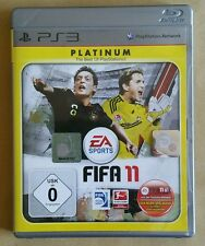 FIFA 11 -- Platinum (Sony PlayStation 3, 2011)