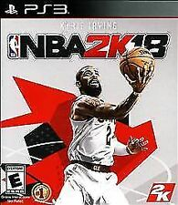 NBA 2K18 Early Tip-Off Weekend PlayStation 3 * No DLC * Used Free Ship