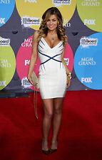 Carmen Electra 8X10 sexy dress full body at awards show