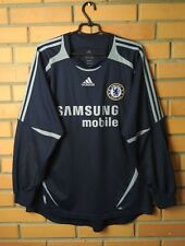 Chelsea 2006 2007 football shirt Goalkeeper long sleve size XL jersey  Adidas