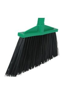 Angle broom Green for brushing floors Thats Awesome
