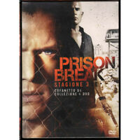 Prison Break Stagione 3 DVD Robert Knepper / Wentworth Miller Sigillato