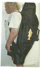 SALE!! Fishing Rod Bag/Case. Holds 6-8 2 pc. spinning, bait, fly rods ,49% OFF!