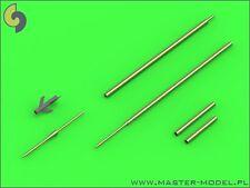 Master 72103 1/72 Metal Sukhoi Su-7 (tubos de pitot Ajustador-a) y barriles de pistola de 30mm