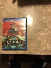 Plague Road Kickstarter Variant Cover PS Vita Game Sealed LRG NEW