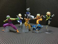 "Dragon Ball Z ""Mini Figure Set I-1"" Japan Gift Bandai 2008 Rare Anime Manga"