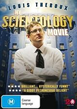 Louis Theroux: My Scientology Movie NEW R4 DVD