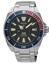 Seiko Prospex Padi Automático Diver Buzo Samurai Reloj De Hombre srpb99k1