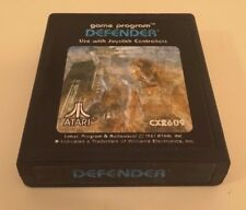Defender for Atari 2600 Video Game Cartridge