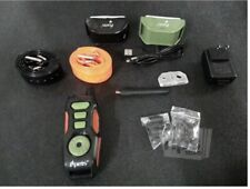 iPets Pet618-2 Rechargeable & Waterproof Remote Training Collar for 2 Dogs