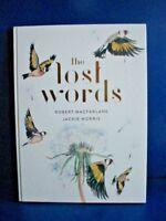 The Lost Words By Robert Macfarlane (Hardback) New Good Christmas item!