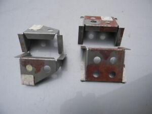 TRIUMPH TR4 TR4A TR4A TR250 INNER  SILL FLOOR BODY MOUN STEEL REPAIR PART SET