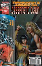 Terminator 2 Judgment Day Cybernetic Dawn No.4 / 1996 Dan Abnett & Rod Whigham