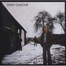 DAVID GILMOUR - DAVID GILMOUR (REMASTERED)  CD 9 TRACKS CLASSIC ROPCK & POP NEW+