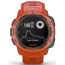 Montre Garmin Instinct GPS Watch Flame Red 010-02064-02