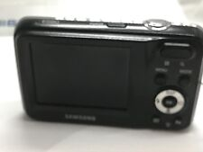 Samsung ES Series ES80 12.2MP Digital Camera - Black Silver
