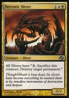 Necrotic Sliver | NM | Planar Chaos | Magic MTG