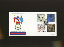 2000 Above & Beyond British Forces Postal Services 2586 Official FDC