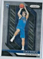 2018/19 Panini Prizm Card #280 Luka Doncic Dallas Mavericks RC ROOKIE SP