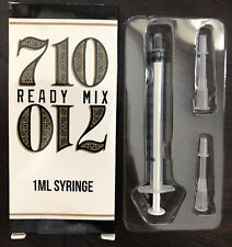 1cc 1ml Sterile New Syringe Only No Needle 710 Ready Mix Herbal Extracts 2 Tip