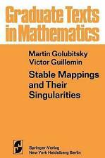 Stable Mappings and Their Singularities (Graduate Texts in-ExLibrary