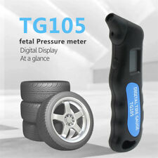 LCD Display Dial Auto Truck Car Tyre Tester Tool Tire Meter Air Pressure Gauge