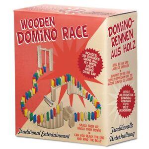 Tobar Wooden Domino Race