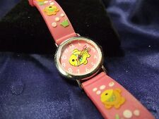 Child's Claires Club Watch with Fish Band **Cute** B44-733