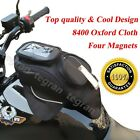 NEW Black Universal Magnetic Motorcycle Motorbike Oil Fuel Tank Bag for iPhone