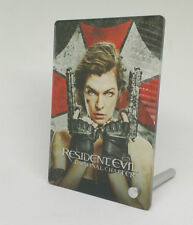 Resident Evil The Final Chapter Rare Collectible Acrylic Poster