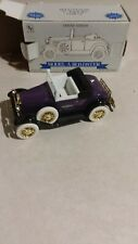 Liberty Classics Toy Truck Bank Ford Model A Sunsweet Die Cast Metal Replica Nib
