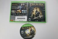 Deus Ex Mankind Divided (Xbox One)