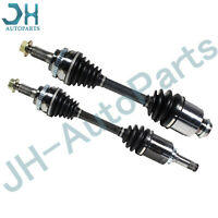 Pair Front CV Joint Axle Assembly Fit Lincoln MKX Base Sport FWD 3.5L 3.7L V6